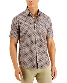 Men's Diamante Shirt, Created for Macy's