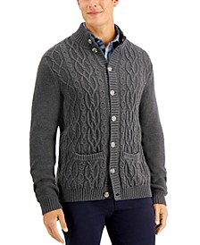 Men's Chunky Cardigan, Created for Macy's