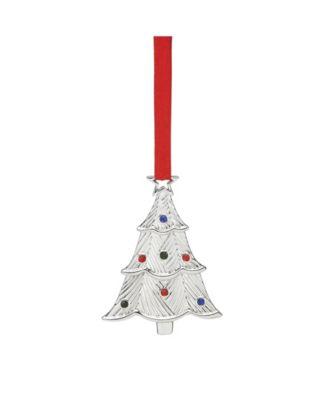 Jeweled Tree Ornament
