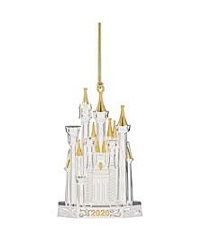2020 Disney Castle Ornament