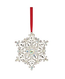 2020 Snow Majesty Ornament