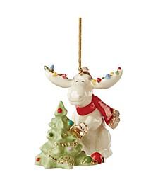 2020 Marcel Decorates The Tree Ornament