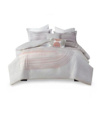 Urban Habitat Jenson 5 Piece Full/Queen Comforter Set