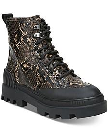 Women's Indy Waterproof Lug Sole Hiker Boots