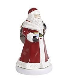 Nostalgic Melody Santa musical