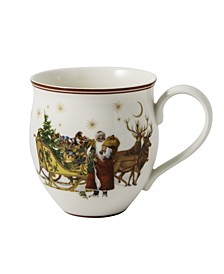 Toys Delight Mug, Santa with sleigh