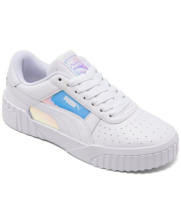 Puma Women's Cali Glow Casual Sneakers from Finish Line