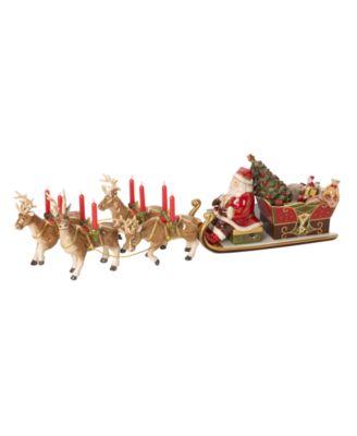Christmas Toys Memory Santas Sleigh-ride