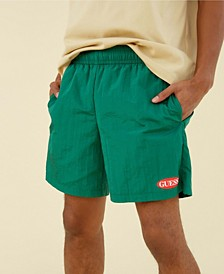 Men's Originals Nylon Logo Shorts