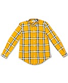 Style & Co Petite Plaid Utility Shirt Created for Macys