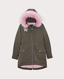 Big Girls Anorak Jacket