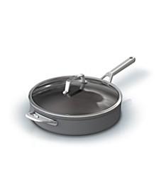 Foodi™ NeverStick™ Premium 5-Qt. Sauté Pan with Glass Lid