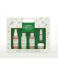 5-Pc. Dew It For The Glow Set
