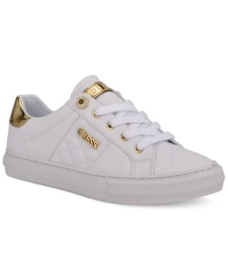 guess white runners