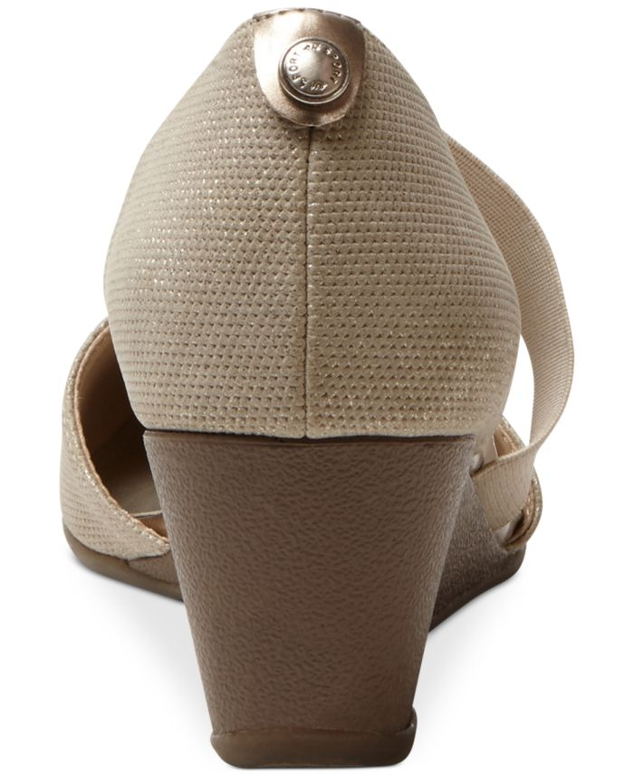Anne Klein Sport Tara Wedges & Reviews - Wedges - Shoes - Macy's