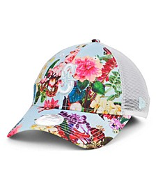 Seattle Mariners Women's Floral 9FORTY Cap