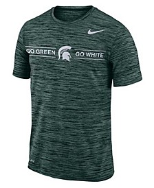 Michigan State Spartans Men's Legend Velocity T-Shirt