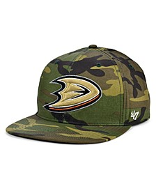 Anaheim Ducks Grove Captain Cap