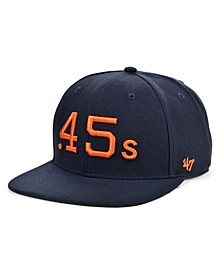 Houston Colt 45s Coop Shot Snapback Cap