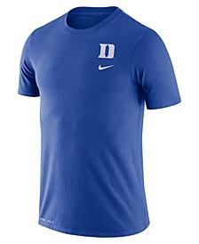 Nike Duke Blue Devils Men's Dri-Fit Cotton DNA T-Shirt