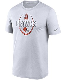 Cleveland Browns Men's Icon Essential T-Shirt