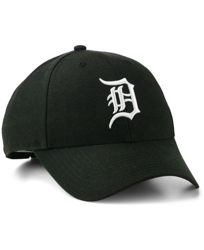 '47 Brand Detroit Tigers Black White MVP Cap & Reviews - Sports Fan Shop By Lids - Men - Macy's