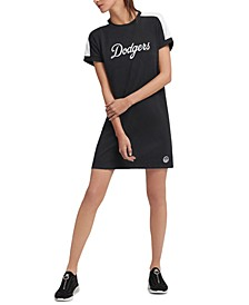 DKNY Women's Los Angeles Dodgers Robyn Sneaker Dress