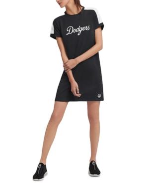 Dkny Women's Los Angeles Dodgers Robyn Sneaker Dress