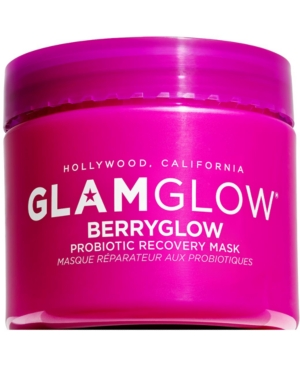 Berryglow Probiotic Recovery Face Mask
