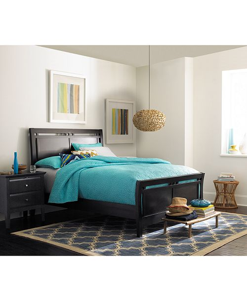 Macys Furniture Clearance Center: Casana LIMITED AVAILABILITY Edgewater Nightstand, 2 Drawer