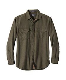 Mens Burnside Flannel Shirt