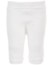 Baby Boys & Girls Fleece Yoga Pants, Created for Macy's