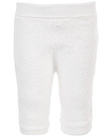 Baby Girls Fleece Yoga Pants, Created for Macy's