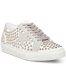 Women's Turner-S Studded Star Sneakers