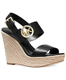 Summer Platform Wedge Sandals