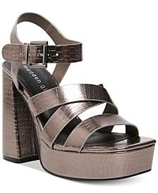 Diggit Platform Sandals