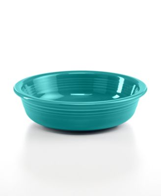 19-oz. Turquoise Medium Bowl