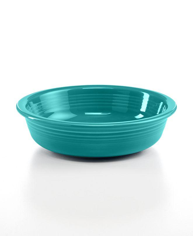 Fiesta 19-oz. Turquoise Medium Bowl
