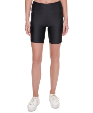 Calvin Klein Performance Bike Shorts In Black
