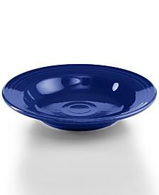 Fiesta Cobalt 13.25 oz. Rim Soup Bowl