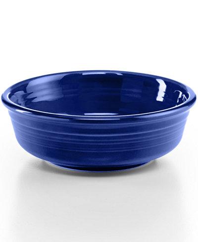 Fiesta Cobalt Small Bowl Dinnerware Dining