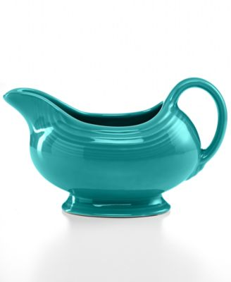 Turquoise Sauce Boat