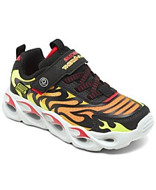 Little Boys S Lights - Thermo-Flash Casual Sneakers from Finish Line