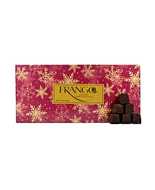 1 LB Holiday Wrapped Raspberry Box of Chocolates