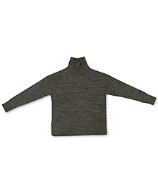 Marled Cashmere Turtleneck Sweater, Created for Macy's
