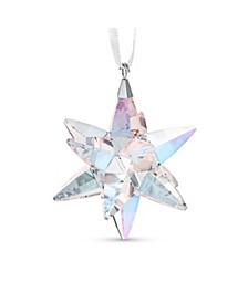 Shimmer Star Ornament, Medium