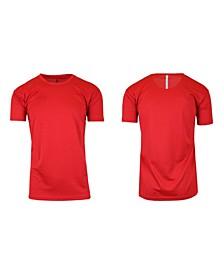 Men's Short Sleeve Moisture-Wicking Quick Dry Performance Tee