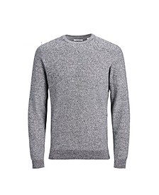 Men's Essential Crew Neck Long Sleeve Sweater