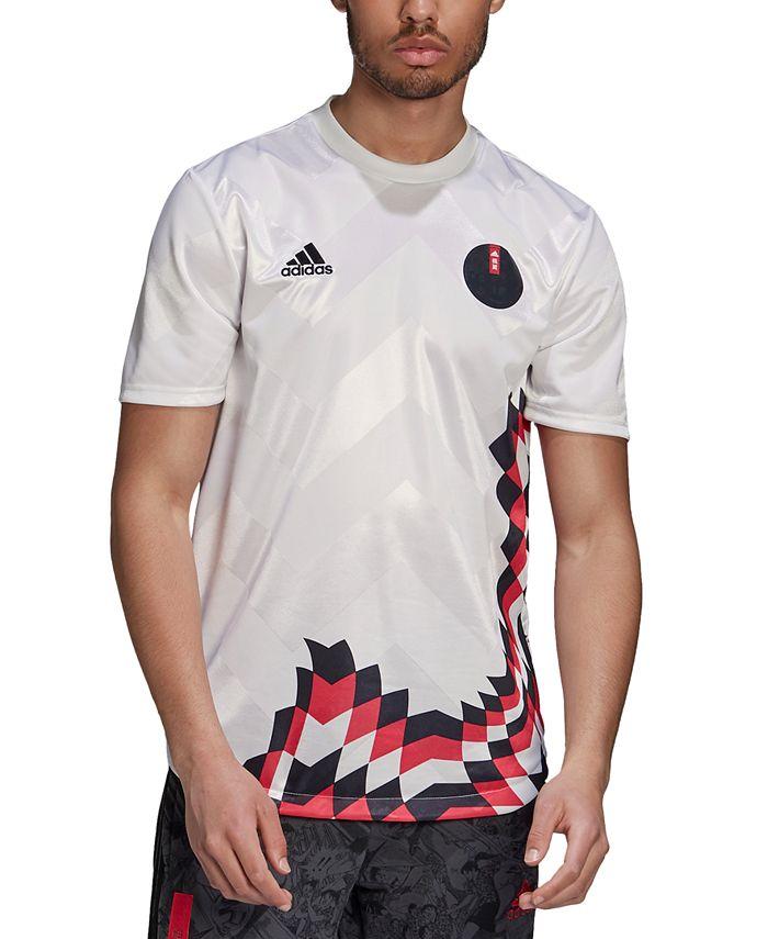 adidas Men's Captain Tsubasa AEROREADY Soccer Jersey & Reviews ...