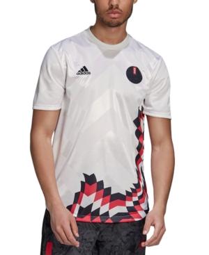 adidas Men's Captain Tsubasa Aeroready Soccer Jersey